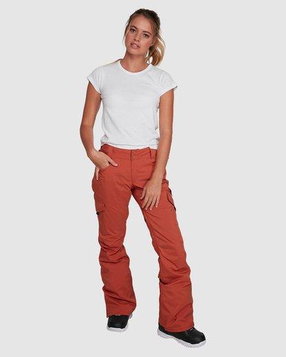 0 Nela Pants Orange U6PF21 Billabong