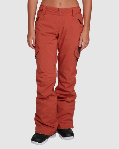 3 Nela Pants Orange U6PF21 Billabong