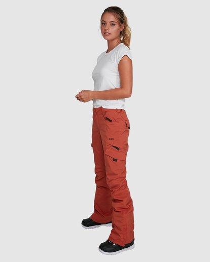 1 Nela Pants Orange U6PF21 Billabong