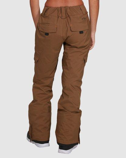 3 Nela Pants Brown U6PF21 Billabong