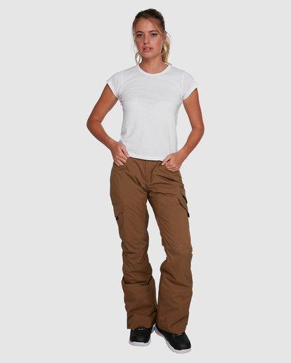 0 Nela Pants Brown U6PF21 Billabong