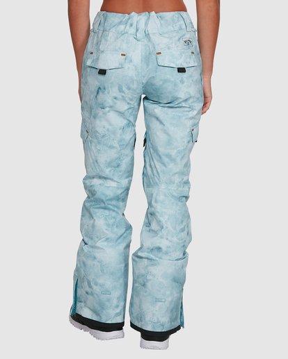 3 Nela Pants Multicolor U6PF21 Billabong