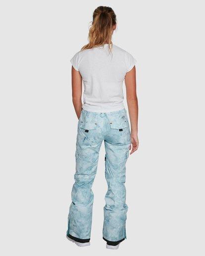 5 Nela Pants Multicolor U6PF21 Billabong