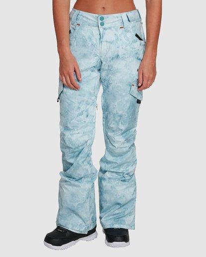 2 Nela Pants Multicolor U6PF21 Billabong