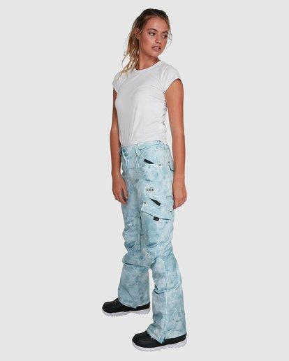 1 Nela Pants Multicolor U6PF21 Billabong