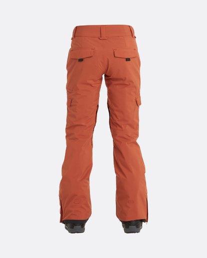 8 Adventure Division Collection Nela - Pantalones para nieve para Mujer  U6PF21BIF0 Billabong
