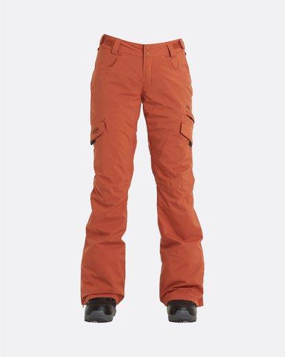 7 Adventure Division Collection Nela - Pantalones para nieve para Mujer  U6PF21BIF0 Billabong