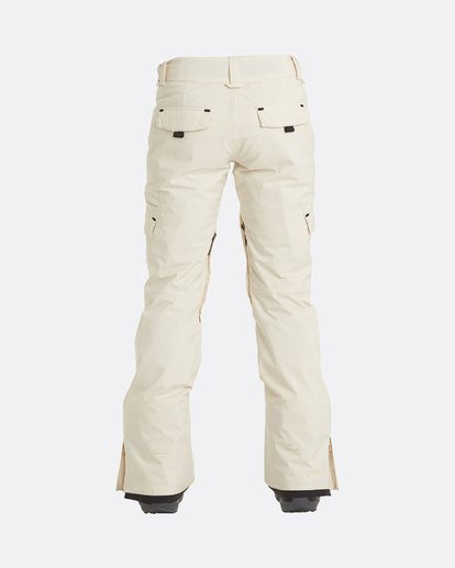 7 Adventure Division Collection Nela - Pantalones para nieve para Mujer Blanco U6PF21BIF0 Billabong
