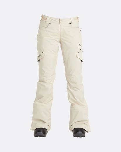 6 Adventure Division Collection Nela - Pantalones para nieve para Mujer Blanco U6PF21BIF0 Billabong