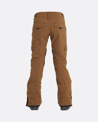 8 Adventure Division Collection Nela - Pantalones para nieve para Mujer Marron U6PF21BIF0 Billabong