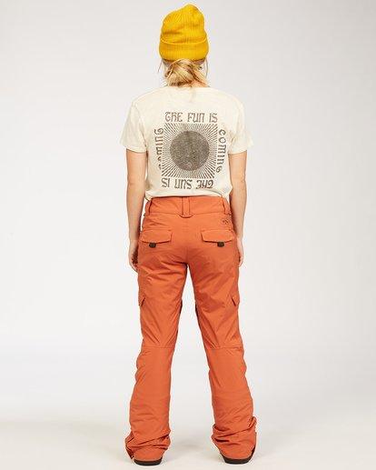 2 Adventure Division Collection Nela - Pantalones para nieve para Mujer  U6PF21BIF0 Billabong