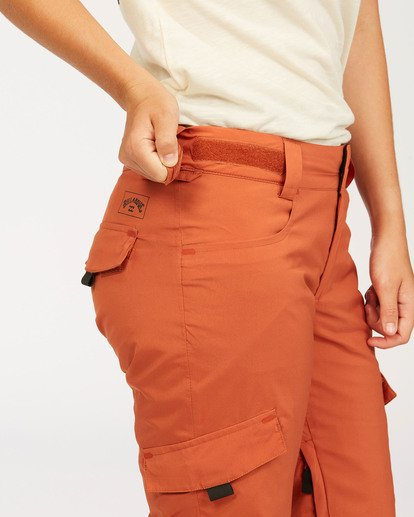 6 Adventure Division Collection Nela - Pantalones para nieve para Mujer  U6PF21BIF0 Billabong
