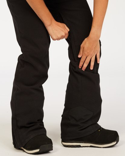 6 Riva - Pantalones para nieve para Mujer Negro U6PF22BIF0 Billabong