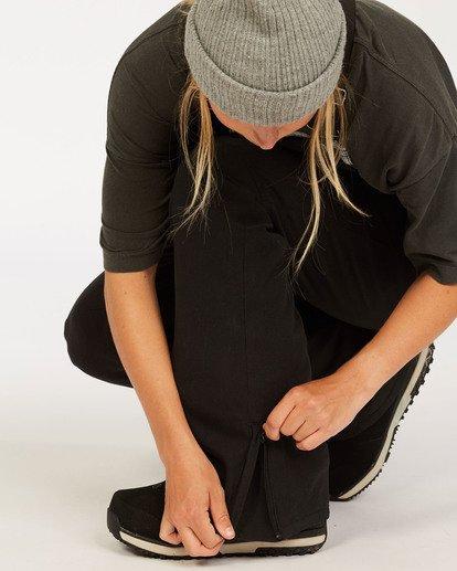 7 Riva - Pantalones para nieve para Mujer Negro U6PF22BIF0 Billabong