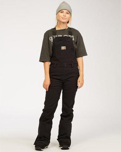 0 Riva - Pantalones para nieve para Mujer Negro U6PF22BIF0 Billabong