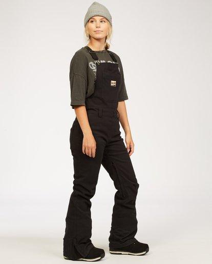 3 Riva - Pantalones para nieve para Mujer Negro U6PF22BIF0 Billabong