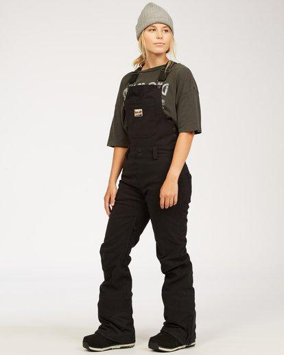 4 Riva - Pantalones para nieve para Mujer Negro U6PF22BIF0 Billabong