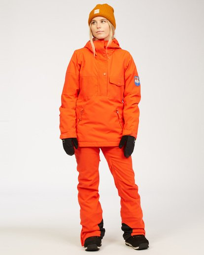 4 Riva - Snow Pants for Women Multicolor U6PF22BIF0 Billabong