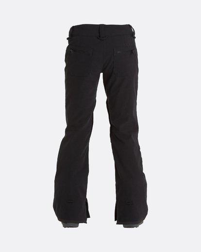 7 Terry - Pantalones para nieve para Mujer Negro U6PF23BIF0 Billabong
