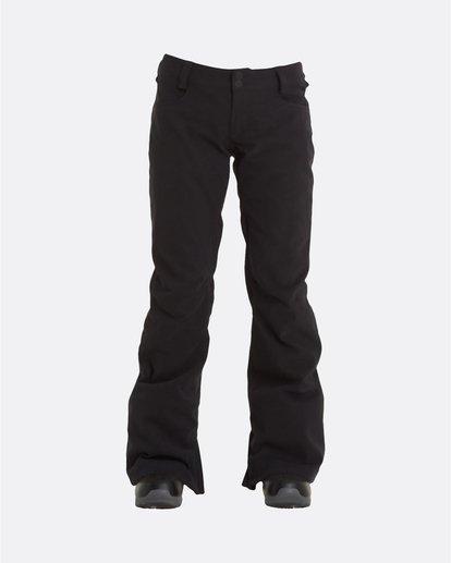 6 Terry - Pantalones para nieve para Mujer Negro U6PF23BIF0 Billabong
