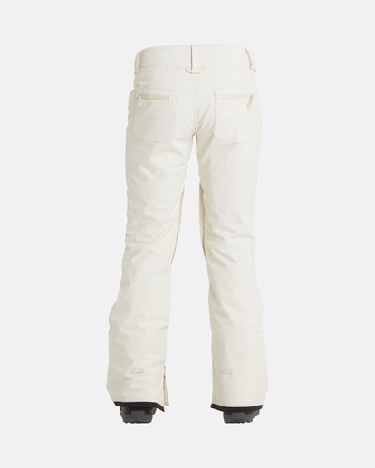 7 Terry - Snow Pants for Women White U6PF23BIF0 Billabong