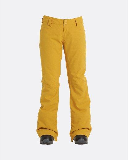 6 Terry - Pantalones para nieve para Mujer  U6PF23BIF0 Billabong