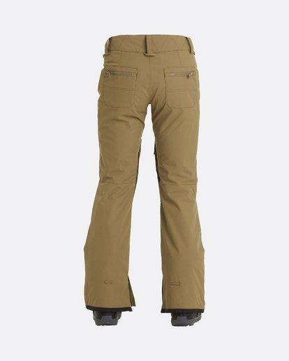 7 Terry - Snow Pants for Women Green U6PF23BIF0 Billabong