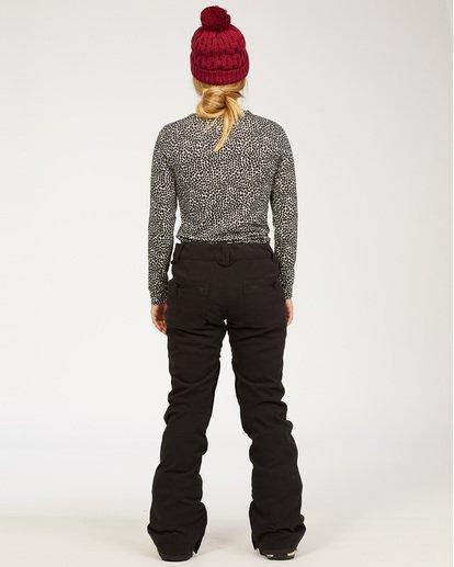 2 Terry - Pantalones para nieve para Mujer Negro U6PF23BIF0 Billabong