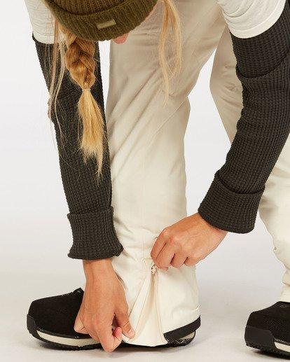 5 Terry - Snow Pants for Women White U6PF23BIF0 Billabong