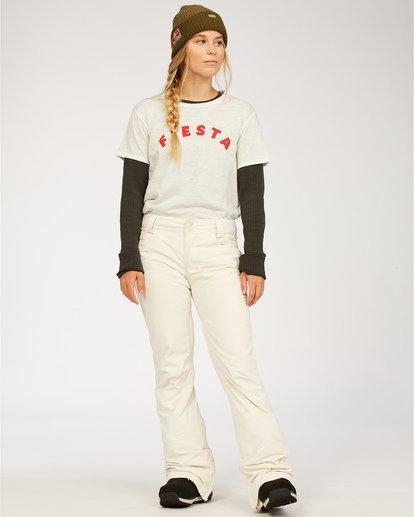 0 Terry - Snow Pants for Women White U6PF23BIF0 Billabong
