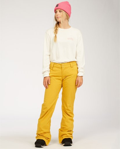 0 Terry - Pantalones para nieve para Mujer  U6PF23BIF0 Billabong