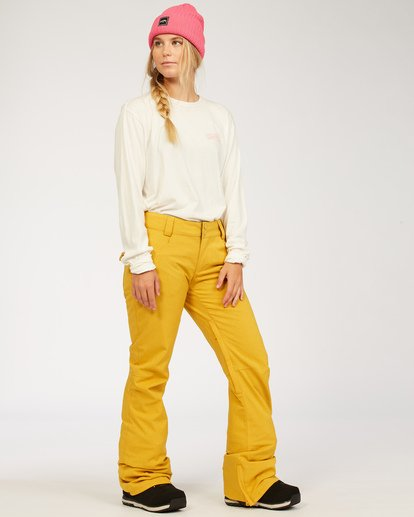 3 Terry - Pantalones para nieve para Mujer  U6PF23BIF0 Billabong