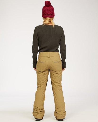 2 Terry - Snow Pants for Women Green U6PF23BIF0 Billabong