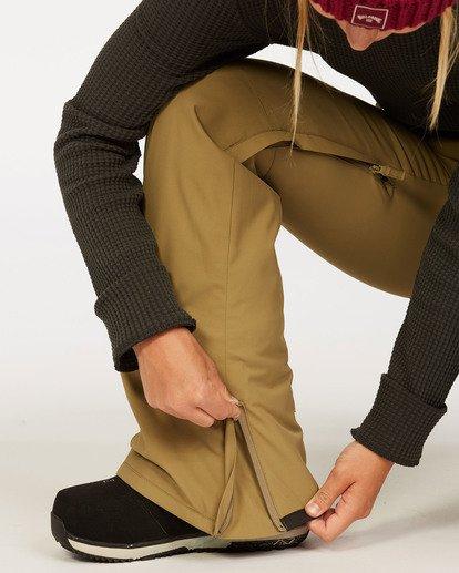 5 Terry - Snow Pants for Women Green U6PF23BIF0 Billabong