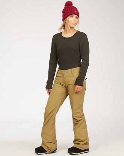 1 Terry - Snow Pants for Women Green U6PF23BIF0 Billabong