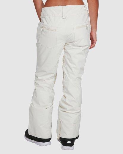 4 Terry Pants White U6PF23S Billabong