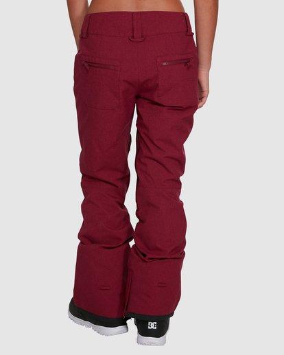 4 Terry Pants Red U6PF23S Billabong
