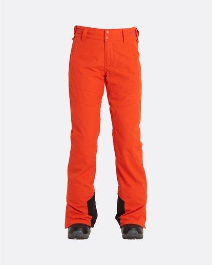 0 Malla - Pantalones para nieve para Mujer Multicolor U6PF24BIF0 Billabong