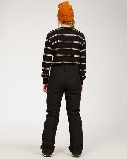 2 Malla - Pantalones para nieve para Mujer Negro U6PF24BIF0 Billabong