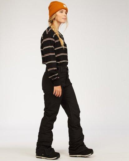 3 Malla - Pantalones para nieve para Mujer Negro U6PF24BIF0 Billabong