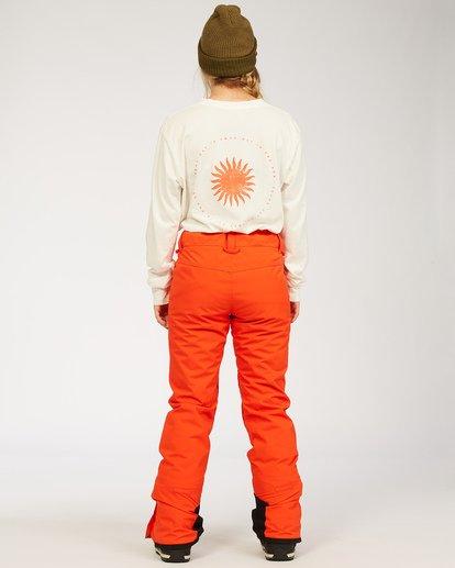 2 Malla - Pantalones para nieve para Mujer Multicolor U6PF24BIF0 Billabong