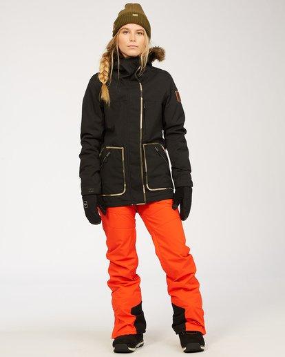 3 Malla - Snow Pants for Women Multicolor U6PF24BIF0 Billabong