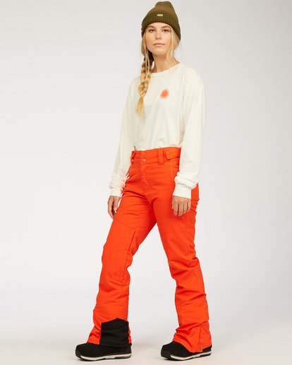3 Malla - Pantalones para nieve para Mujer Multicolor U6PF24BIF0 Billabong