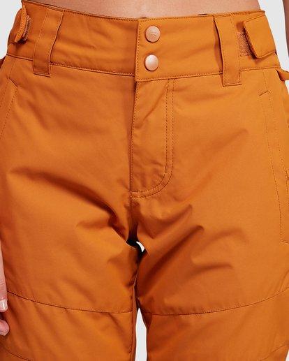 5 Malla Pants Brown U6PF24S Billabong