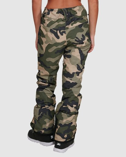 4 Malla Pants Camo U6PF24S Billabong