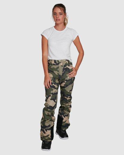 0 Malla Pants Camo U6PF24S Billabong