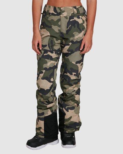 3 Malla Pants Camo U6PF24S Billabong