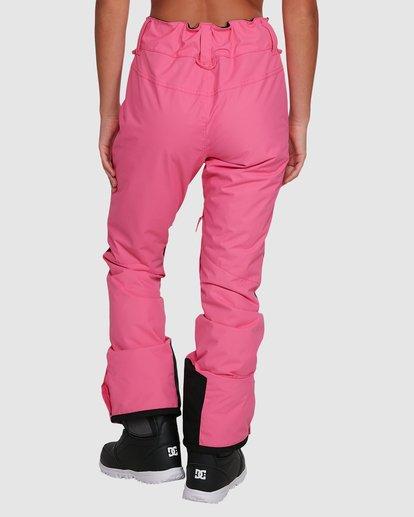 4 Malla Pants Red U6PF24S Billabong