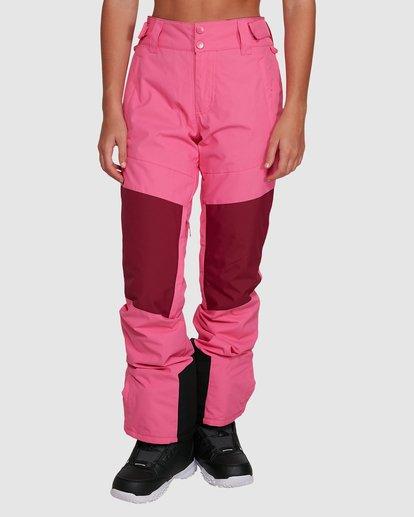 3 Malla Pants Red U6PF24S Billabong