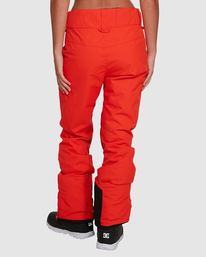4 Malla Pants Orange U6PF24S Billabong